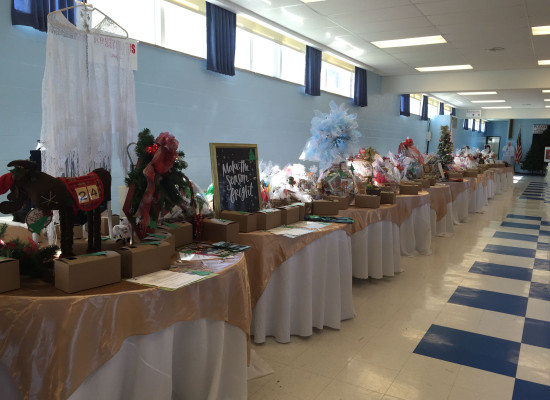 Winter Wonderland Auction